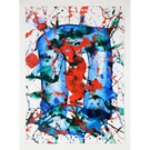 Sam Francis Featured in Michaan's Fine Art, Furniture, Decorative Arts and Jewelry Auction, 12/9