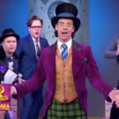 VIDEO: Christian Borle & CHARLIE AND THE CHOCOLATE FACTORY Cast Perform Live on GMA