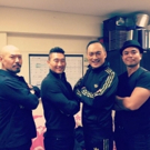 PHOTO: Something Wonderful! Llana, Watanabe, Lee, and Kim Join Together at THE KING AND I