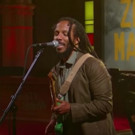 VIDEO: Ziggy Marley Performs 'Weekend's Long' on LATE SHOW