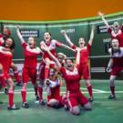 Photo Flash: First Look at Natalie Dew, Lauren Samuels and More in West End's BEND IT LIKE BECKHAM