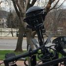 Guitar Man Sculpture Reinstalled at Jon R. Hunt Plaza at Morris Performing Arts Center