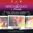 WatchTheDuck Releases New EP, 'THE TROJAN HORSE'