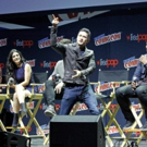 Photo Flash: Freeform's SHADOWHUNTERS Returns to New York Comic Con