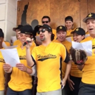 STAGE TUBE: The HAMILTON Softball Team Shows They've Got 'Heart' at #Ham4Ham