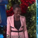 VIDEO: Lupita Nyong'o Talks STAR WARS, Plays 'Heads Up' on ELLEN