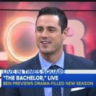 VIDEO: Ben Higgins Previews New Season of THE BACHELOR, Premiering Tonight