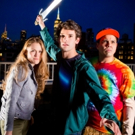 Photo Flash: THE LIGHTNING THIEF: THE PERCY JACKSON MUSICAL Begins Performances this Week Photos