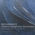 Sono Luminus Announces Release Of RECURRENCE By Icelandic Symphony Orchestra, April 7