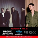 Imagine Dragons and Nate Ruess to Headline Concert to Benefit Orlando Victims
