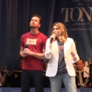 BWW TV: SOMETHING ROTTEN!'s Right Hand Man, Heidi Blickenstaff, Sings at Stars in the Alley!