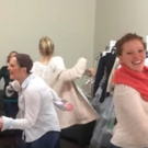 VIDEO: FIRST WIVES CLUB Cast Have Backstage Dance Party to Tara Macri's 'This Crush'