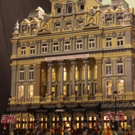 PHOTO FLASH: Artist Janet VanD Recreates London's Her Majesty's Theatre With LEGOS