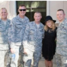 Rachel Platten Teams with Cracker Barrel Old Country Store to 'Stand By' Troops at MacDill Air Force Base