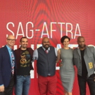 Photo Flash: Go Behind the Scenes of SAG-AFTRA Foundation's HAMILTON Conversation
