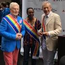 PHOTO: Ian McKellan & Derek Jacobi Serve as NYC Pride March Grand Marshals