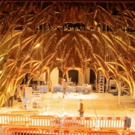 STAGE TUBE: A Whole New World! Watch ALADDIN's Set Rise at London's Prince Edward Theatre