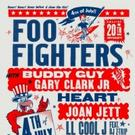 Foo Fighters Begin 2015 North American Tour with July 4th Blowout