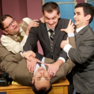 Photo Flash: First Look at LAUGHTER ON THE 23RD FLOOR at City Theatre