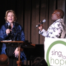 Photo Flash: Tituss Burgess and Renee Fleming Duet at 2016 Sing for Hope Gala