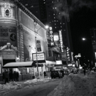 Photo Coverage: Broadway Gets Buried Under Winter Storm Stella