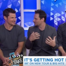 VIDEO: 98 Degrees Is Ready To Reconnect With Fans On Tour!