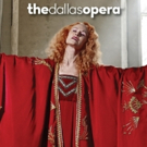 The Dallas Opera to Present TOSCA, 11/6