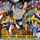 Tunes from DEAR EVAN HANSEN, GREAT COMET, COME FROM AWAY, ANASTASIA and More Featured on Tony Award Season Compilation Album; Track List Unveiled!