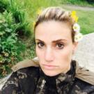 PHOTO: Idina Menzel Dons 'Tiara of Irish Wildflowers' from Dublin Leg of World Tour