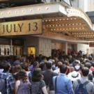 Photo Coverage: They Wanna Be in the Room Where It Happens- Fans Flock for HAMILTON's First Lottery!