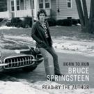 Bruce Springsteen To Narrate Audiobook of Bestselling Memoir BORN TO RUN