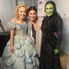 Photo Flash: OG Elphaba, Idina Menzel, Takes a Trip Back to OZ