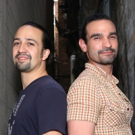 Exclusive Photo Coverage: Hangin' with the Hamiltons- Backstage with Lin-Manuel Miranda & Javier Mu�oz!
