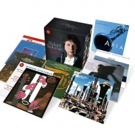 SONY Pays Tribute to Clarinetist Richard Stoltzman with 40-CD Box