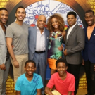 Photo Coverage: Here They Come! Meet The Cast of Broadway-Bound MOTOWN
