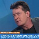 VIDEO: Charlie Sheen Talks Life with HIV, Shares 'I Regret Ruining Two and a Half Men'