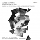Violinist Roman Mints to Release Alfred Schnittke Album This Friday