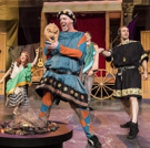BWW Review: The Troubies and Getty Villa Throw a HAUNTED HOUSE PARTY
