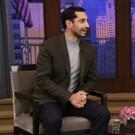 VIDEO: Riz Ahmed Talks 'Hamilton Mixtape' on LIVE WITH KELLY