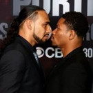 Keith Thurman Faces Shawn Porter in Welterweight Blockbuster Live on CBS Tonight