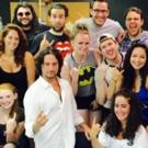 Constantine Maroulis Visits Strand Center for the Arts' ROCK OF AGES
