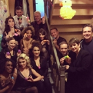 Photo Flash: CHICAGO Has an Easter Egg Hunt, SUNSET BOULEVARD Wishes Everyone a Hoppy Easter, and More Saturday Intermission Pics!