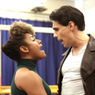 Photo Coverage: In the Rehearsal Room with the Cast of A BRONX TALE on Broadway!