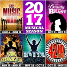 THE MUSIC MAN, Disney's BEAUTY AND THE BEAST, EVITA and More Set for North Shore Music Theatre's 2017 Season