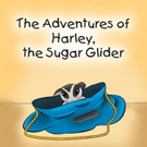 Christie Drawdy Launches THE ADVENTURES OF HARLEY, THE SUGAR GLIDER