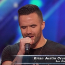 VIDEO: Broadway Alum Brian Justin Crum Moves On to AMERICA'S GOT TALENT Top 36