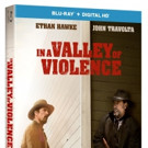 John Travolta Stasrs in Gritty Action Western A VALLEY OF VIOLENCE, On DVD 12/27