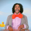 VIDEO: Daveed Diggs Sings & Raps SESAME STREET Classic 'Rubber Duckie'!
