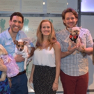 Photo Flash: A DOG STORY, THE MUSICAL Celebrates Dog Wedding