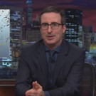 VIDEO: LAST WEEK TONIGHT's John Oliver Shares Revised New Year's Resolutions!